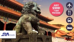 CHINA: 7 day 'Charming Beijing'