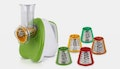 'Quick and Fresh' electric grater,