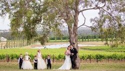 Hunter Valley Wedding Package for