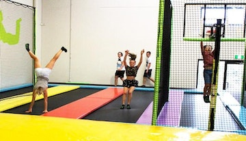$7 for One-Hour of Trampolining