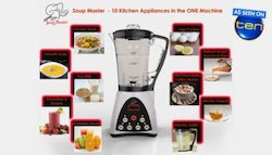 Multi-function 1.2L electric soup maker,