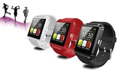 Bluetooth Smart Watch for iOS