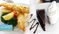 Surfers Paradise: gourmet TWO course