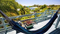 Jervis Bay: beach house with