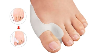 Silicone Toe Support