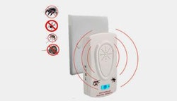 TWO ultrasonic pest repellers, just