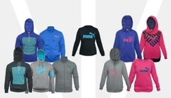 PUMA winter wear, just $44