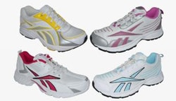 Womens Reebok trainers - three