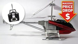 PRICE DROP! RC helicopter with