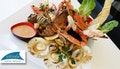 Broadbeach: seafood platter for two