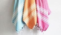 Turkish beach towel - FIVE