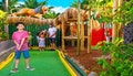 18 Holes of Mini Golf
