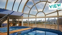 Melbourne: overnight stay for two