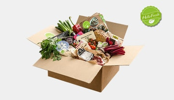 Multiple locations: HelloFresh fresh produce