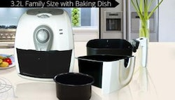 Kitchen Chef 3.2L Family-Sized Air