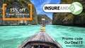 InsureandGo special offer: 15% off