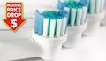 Set of FOUR electric toothbrush
