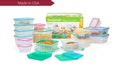 Snapware 34-Piece Food Storage Set