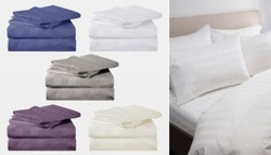 1,200TC Egyptian cotton sheet set