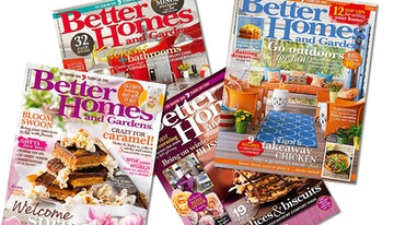 Better Homes & Gardens One-Year