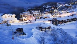 Mt Hotham: Four night snow