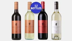 12x Night Harvest wines, 4*