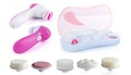 Five-in-One Facial Cleansing Brush Set