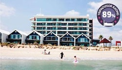 Mandurah: 4.5 star beachfront escape