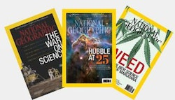National Geographic Magazine ONE YEAR