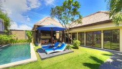 Bali: getaway for two w/