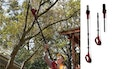 Cordless Battery-Powered Tree Lopper