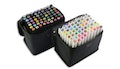 36-Piece Double-Tip Marker Set