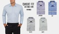Van Heusen classic fit business