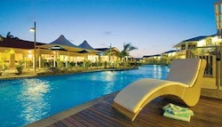 Port Stephens: Two-Night Lagoon Room