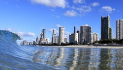 Surfers Paradise: apartment for 4ppl,