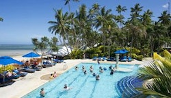 Fiji: Seven-Night Beachfront Stay with