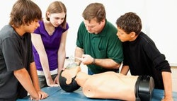 First Aid and CPR Course,