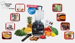 1300W commercial-grade blender, just $99