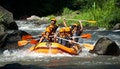 Bali: white water rafting adventure