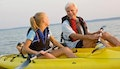 Caloundra: Two-Hour Single Kayak Hire