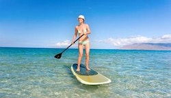 Noosa: Stand-Up Paddle Hire