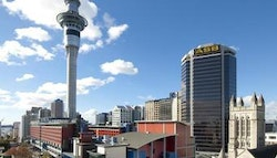 Auckland: CBD Studio Apartment Stay