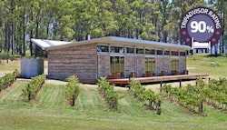 Hunter Valley stay for FOUR
