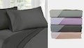 1000TC reversible cotton-rich sheet set,