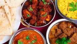 Nerang: Three-Course Indian Dinner for