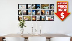 PRICE DROP! 20pc photo frame