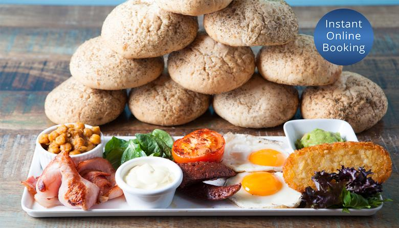 Greenslopes: Bunny Chow Breakfast with
