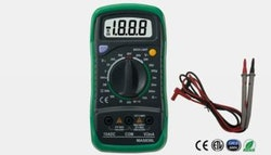Digital multimeter to measure electrical
