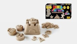 Kid's kinetic play sand -