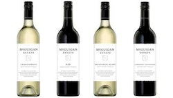 12 bottles of McGuigan Estate